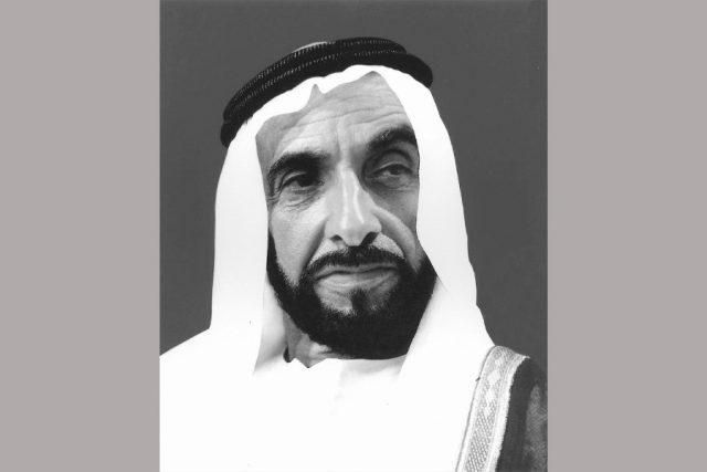 Documentary based on HH. Sheikh Zayed AI Nahyan's life