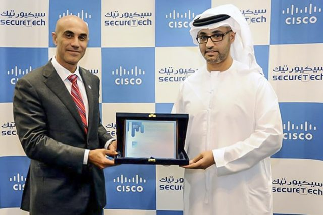 SecureTech announced their achieved Cisco Gold Certification