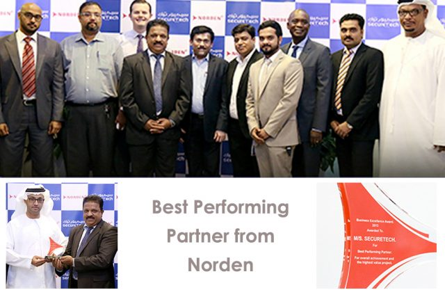 Norden Honors SecureTech as Best Partner