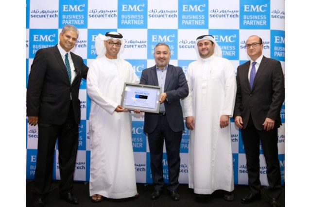 SecureTech joins a select group of EMC business partners