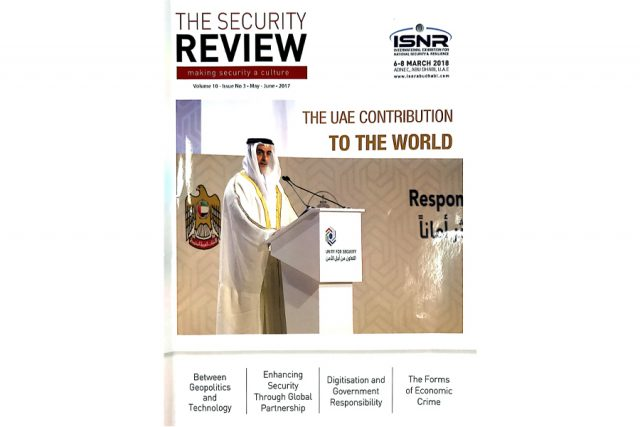 The Security Review Magazine