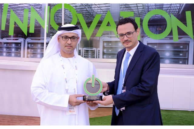 Schneider Strategic Project Partner of the year for Middle-East and Africa Region for the year 2018