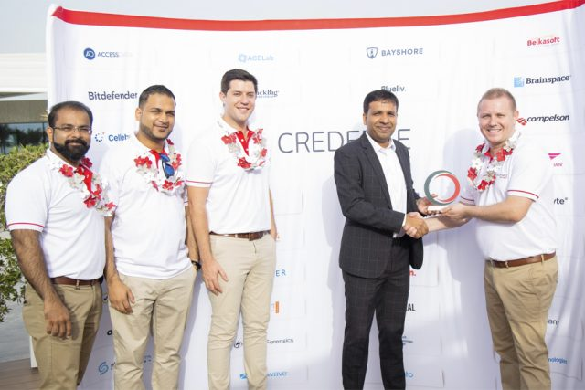 Credence Power Partner Award 2018