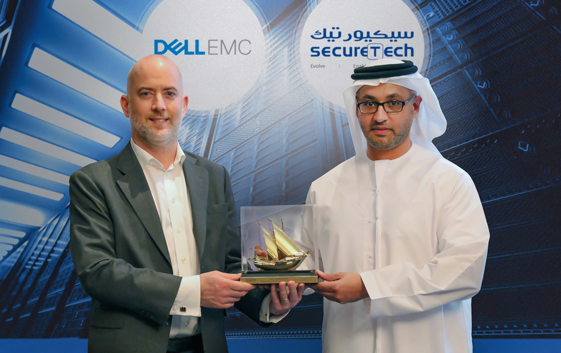 67.OEM Partnership between SecureTech and Dell EMC _