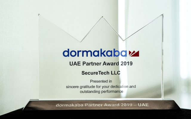 UAE Partner Award 2019