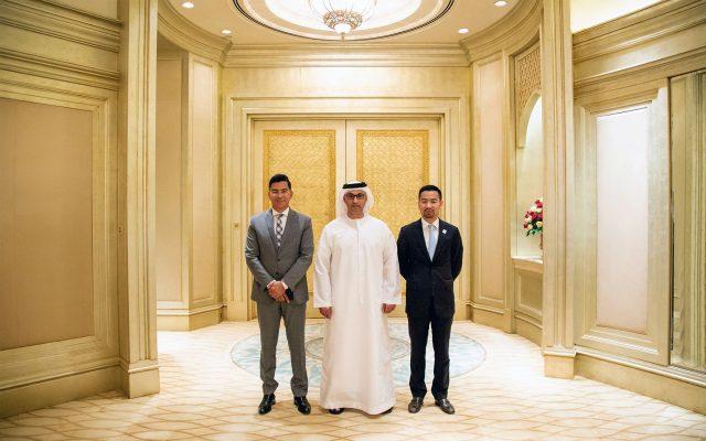 Platinum Sponsor – Huawei Day UAE 2019